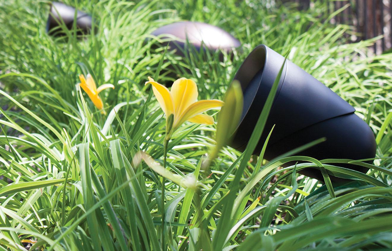 Outdoor Planter Speakers Outdoor sonance outdoor speakers workwithnaturefo