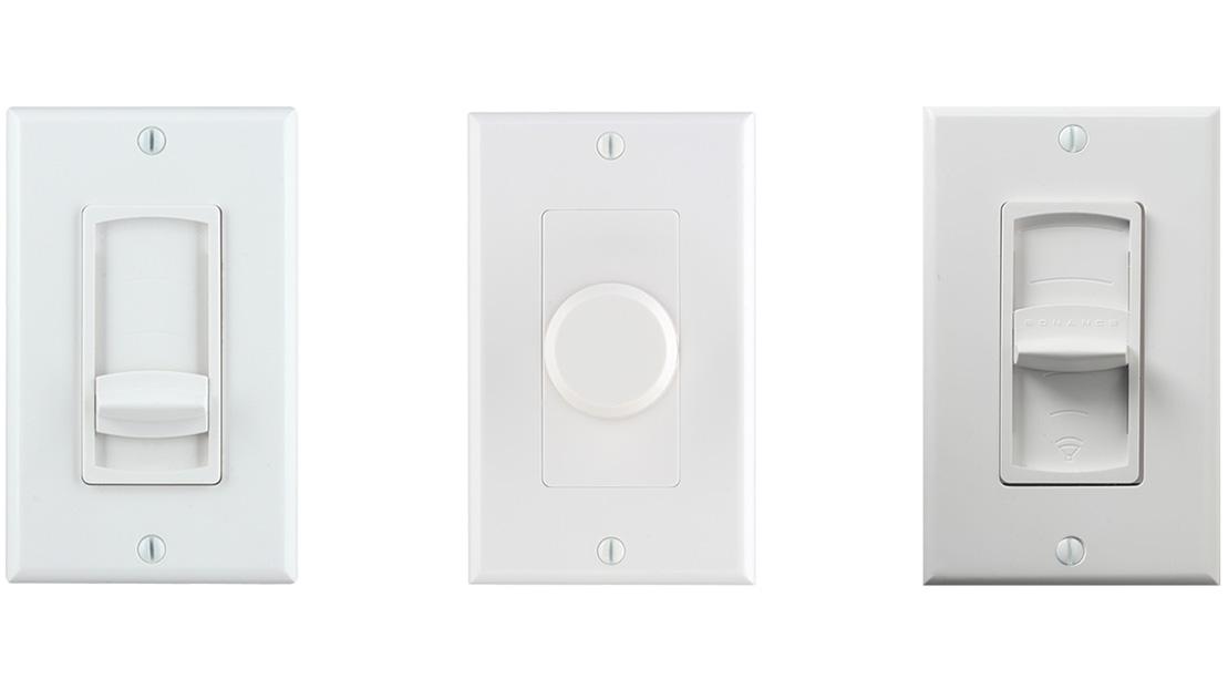 Speakers Selectors / Volume Controls