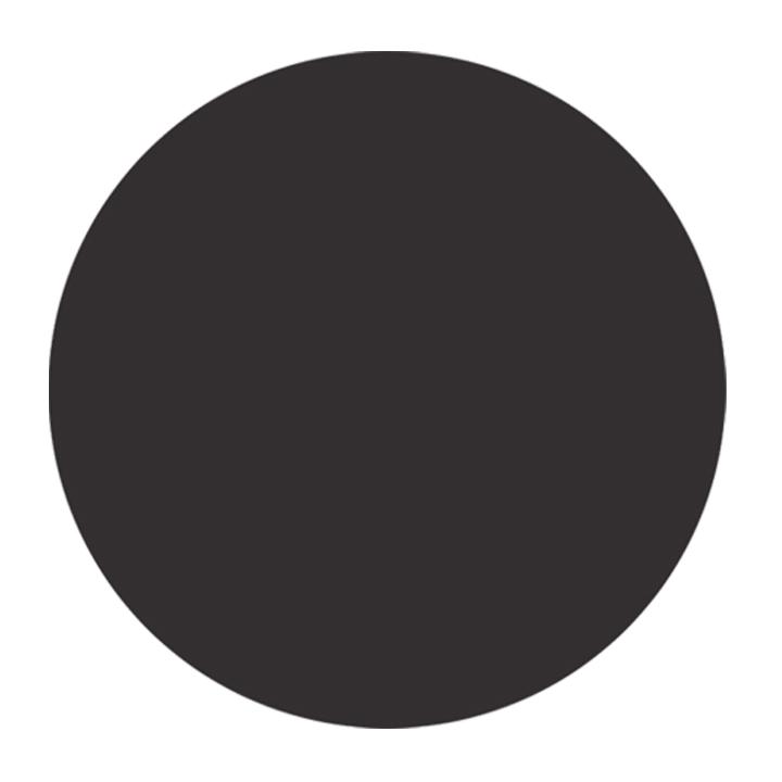 Black Round Grille