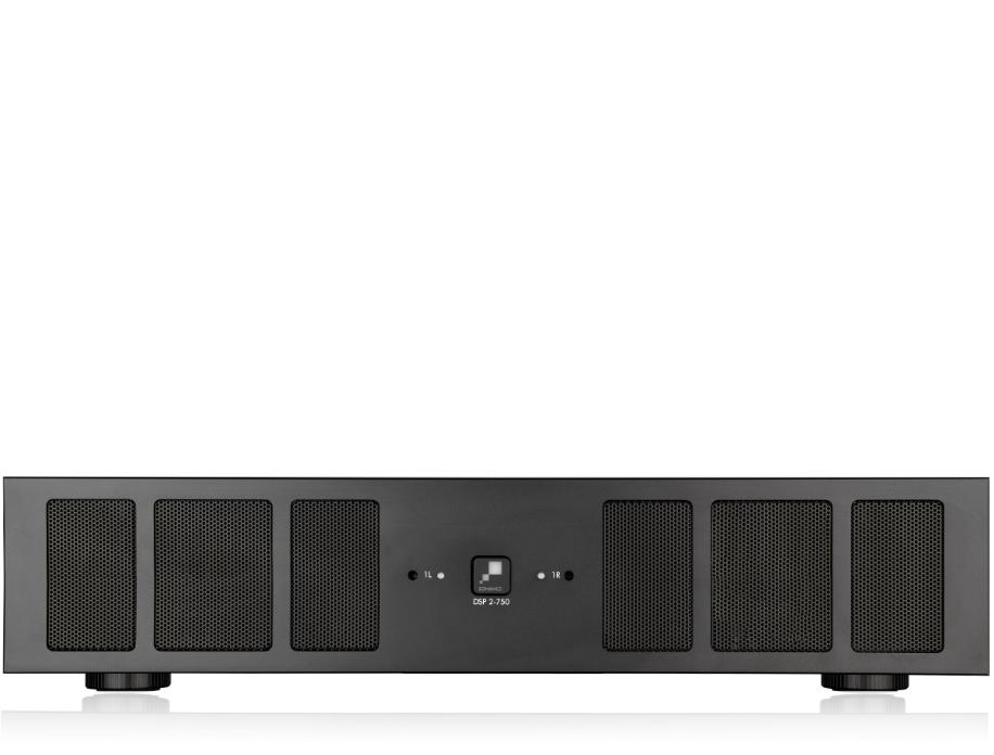 DSP Amplifiers