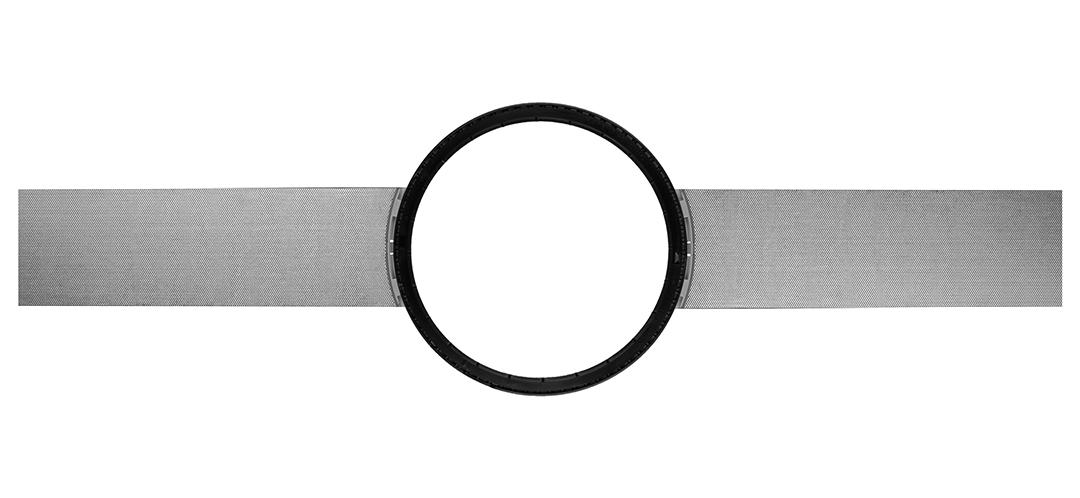 Large Round Flex Bracket